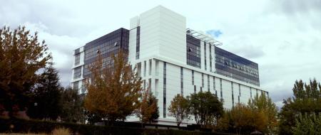 nüfus ve vatandaşlık işleri kişiselleştirme merkezi binası